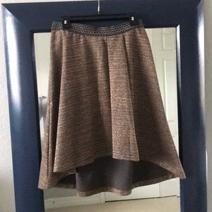 Anthropologie skirt size Medium